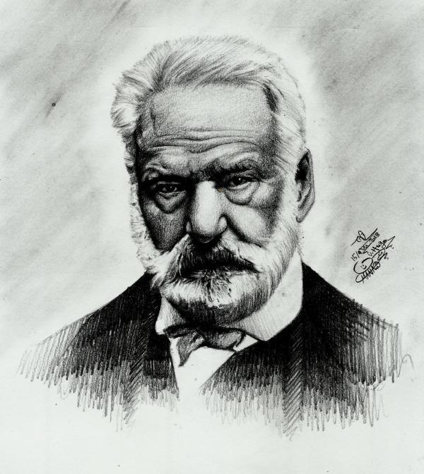 Victor Hugo par MaNaR
